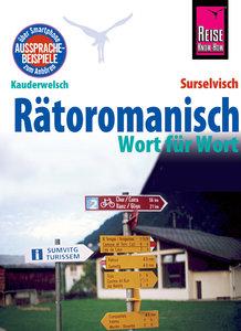 Reise Know-How Sprachführer Rätoromanisch - Wort für Wort (Surse