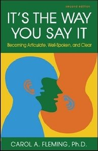 It\'s the Way You Say It