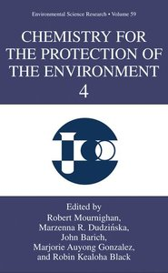 Chemistry for the Protection of the Environment 4