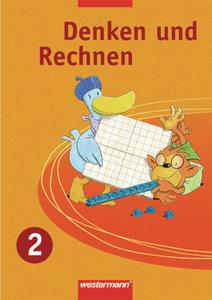Denken und Rechnen 2. Schülerband. Nordrhein-Westfalen, Niedersa