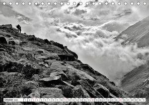 Steinerne Landschaften in Südtirol (Tischkalender 2020 DIN A5 qu