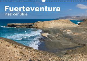 Fuerteventura, Insel der Stille (Wandkalender 2019 DIN A3 quer)