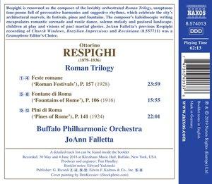 Respighi-Roman Trilogy