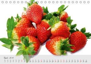 Früchte & Beeren (Tischkalender 2019 DIN A5 quer)