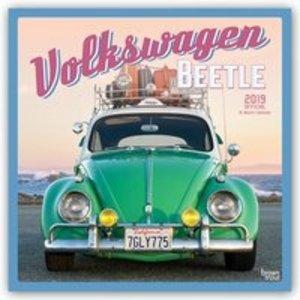 volkswagen beetle vw k fer 2019 18 monatskalender 210679401 12 95. Black Bedroom Furniture Sets. Home Design Ideas