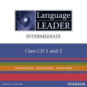 Language Leader Intermediate Class CD