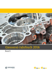 Giesserei Jahrbuch 2016, 2 Bde.