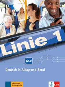 Linie 1 A1.2 Kurs- und Übungsbuch