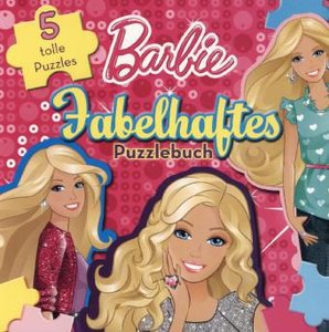 Barbie - fabelhaftes Puzzlebuch