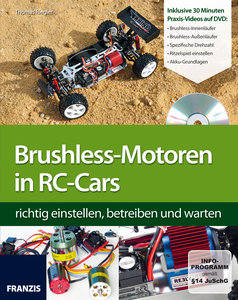 Brushless-Motoren in RC-Cars