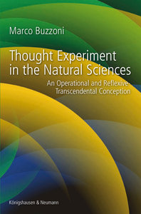 Thought Experiment in the Natural sciences