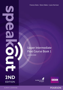 Speakout Upper Intermediate. Flexi Coursebook 1 Pack