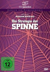 Die Strategie der Spinne, 1 DVD