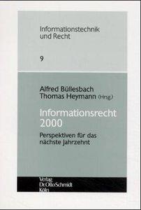 Informationsrecht 2000