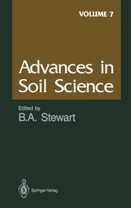 Advances in Soil Science