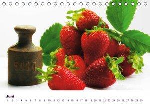 Frische Früchte (Tischkalender immerwährend DIN A5 quer)