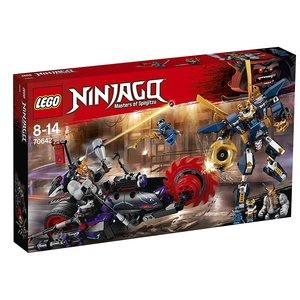 NIN Killow gegen Samurai X