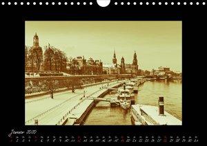 Dresden - Fotografien wie aus guten alten Zeiten