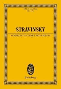 Symphony in three movements