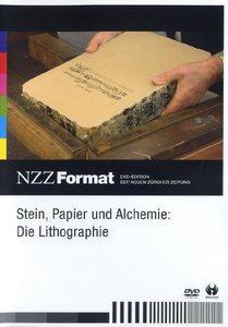 Stein, Papier und Alchemie: Die Lithographie, DVD