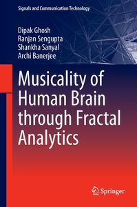 Musicality of Human Brain through Fractal Analytics