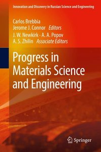 Progress in Materials Science and Engineering
