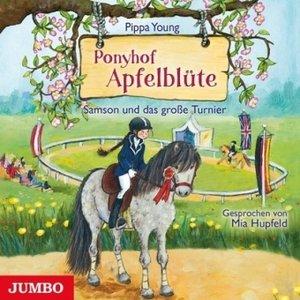 Ponyhof Apfelblüte. Samson und das große Turnier