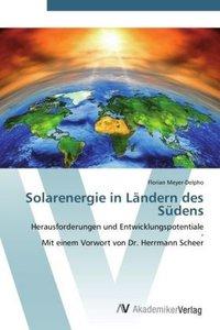 Solarenergie in Ländern des Südens