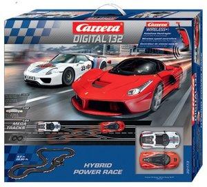 Dig 132 Hybrid Power Race