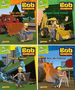 Nelson Mini-Bücher: 4er Bob der Baumeister 9-12