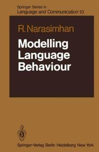 Modelling Language Behaviour