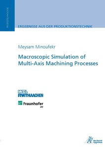Macroscopic Simulation of Multi-Axis Machining Processes