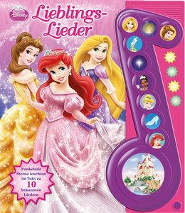 Disney Prinzessin - Lieder Buch
