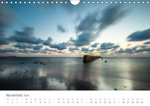 Nordfriesische Inselwelt - Bunte Watt- und Wolkenlandschaften