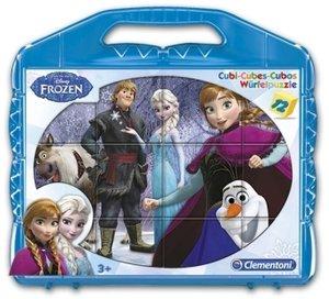 Die Eiskönigin - Völlig unverfroren (Würfelpuzzle)