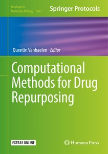 Computational Methods for Drug Repurposing