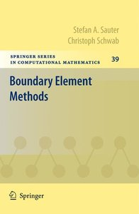 Boundary Element Methods