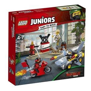 LEGO® Juniors 10739 - Ninjago, Haiangriff