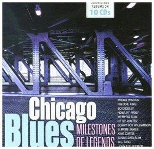Chicago Blues-Original Albums
