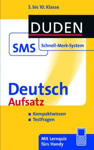 Deutsch Aufsatz