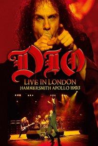 Live In London-Hammersmith Apollo 1993