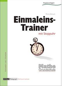 Einmaleins-Trainer mit Stoppuhr