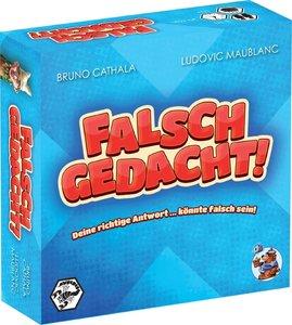 Heidelberger HE591 - Falsch gedacht Partyspiel