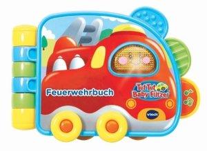 Tut Tut Baby Flitzer - Feuerwehrbuch