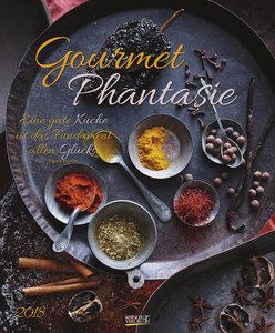 Gourmet Phantasie 2018. PhotoArt Kalender