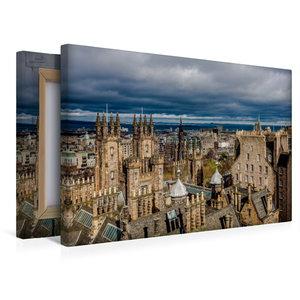 Premium Textil-Leinwand 45 cm x 30 cm quer Blick von Camera Obsc