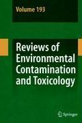 Reviews of Environmental Contamination and Toxicology 193 - zum Schließen ins Bild klicken