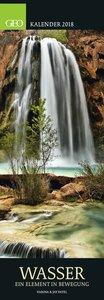 Wasser 2018 Naturkalender GEO