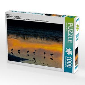 Ein Motiv aus dem Kalender FLORIDAS TIERWELT 1000 Teile Puzzle q