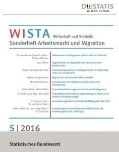 WISTA Sonderheft \'Arbeitsmarkt und Migration\'
